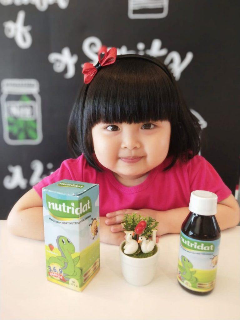 nutridat suplemen penambah nafsu makan dan kecerdasan anak